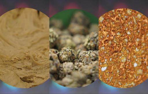 cannabis-flower-shatter-crumble